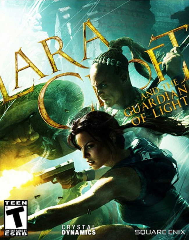 Lara Croft and the Guardian of Light (PC)
