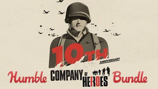 Company of Heroes Humble Bundle