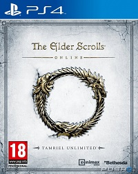 Elder Scrolls Online: Tamriel Unlimited (PS4)